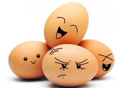 儿童鸡蛋画画图片大全