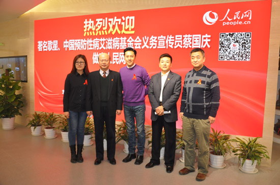 北京大学红十字会学生分会原会长,防艾志愿者李晓丹,中国预防性病艾滋
