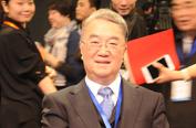 中国工程院院士、十一届全国人大常委会副委员长桑国卫