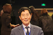 上海中医药大学校长 陈凯先院士
