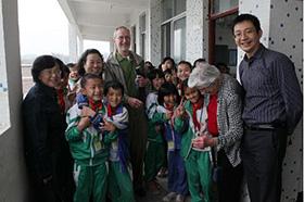 贫困地区儿童营养改善项目