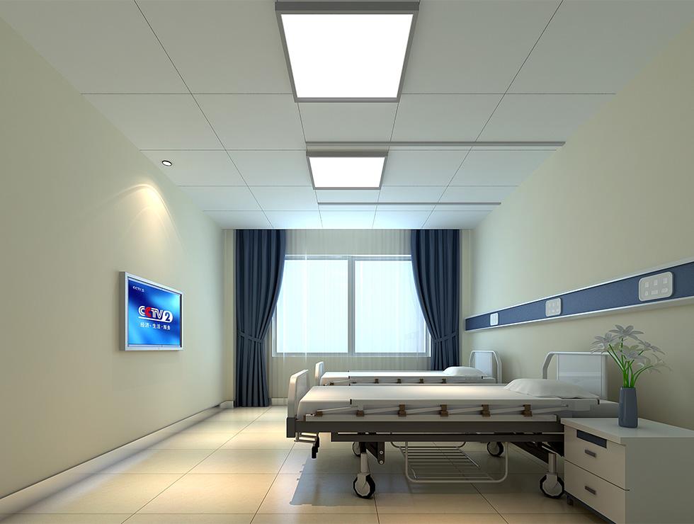 病房呼叫电路组成方框图