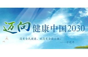 专题:迈向健康中国2030