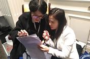 人民网记者在沟通访谈提纲