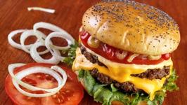大奖娱乐188_汉堡真是垃圾食品吗 有没有更健康的吃法