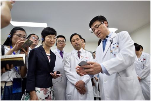 """医疗技术能力与质量水平""""双提升""""擦亮上海名片"""