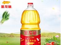 金龙鱼黄金比例1:1:1调和油1.8L