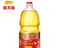 金龙鱼黄金比例非转基因食用调和油1.8L/瓶