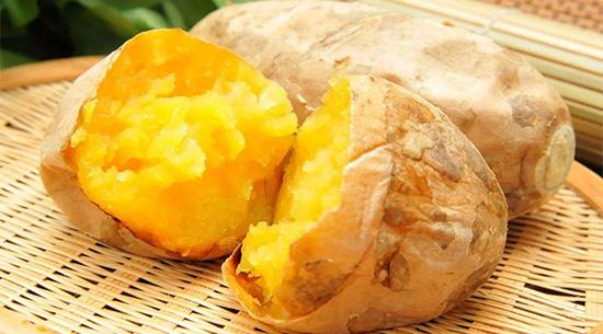 薯类三种健康吃法