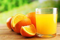 每天一杯橙汁好处多