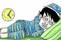 失眠原因最常见的有四种