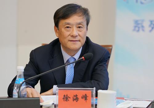 徐海峰:保险业扶贫首先要充分发挥保险的基本作用