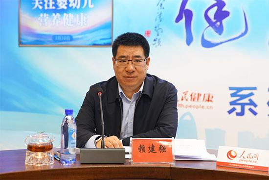 赖建强:深入母乳研究让更多中国宝宝受益