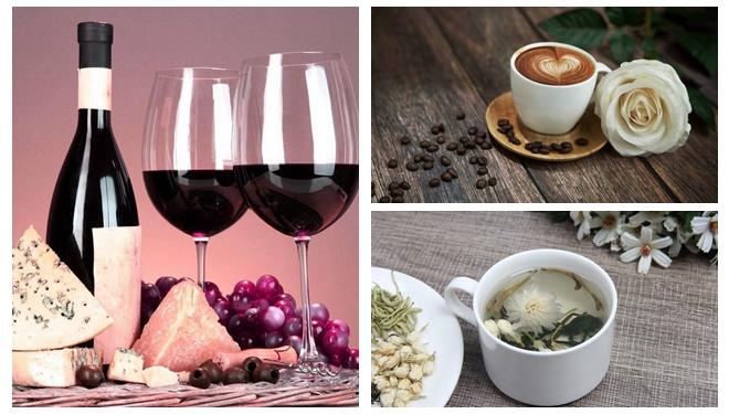 红酒、咖啡、茶哪个更健康?