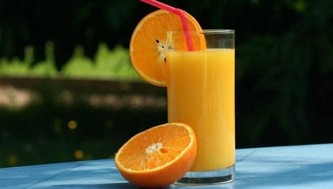 每天一杯橙汁中风低25%