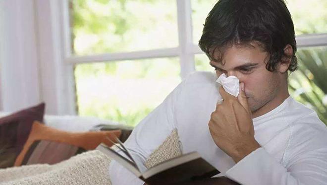 草长莺飞四月天 出现这些症状可能提示花粉过敏