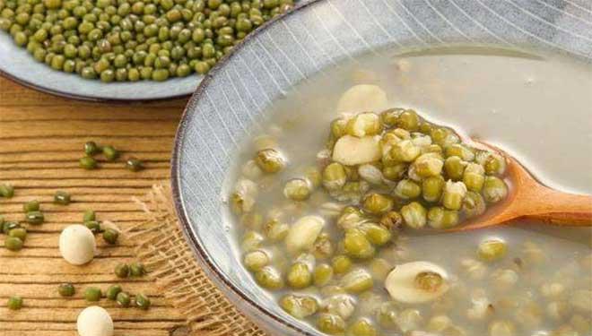 绿豆汤解暑 这样煮口感更好