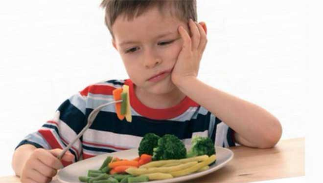 儿童挑食偏食或伤害心血管