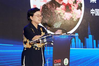 三生(中国)出席中国健康产业媒企融合发展论坛