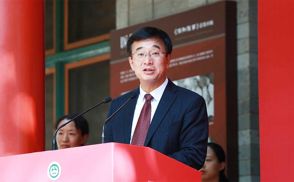 北京协和医学院举行2019年开学典礼 1800余新生开启医学之旅