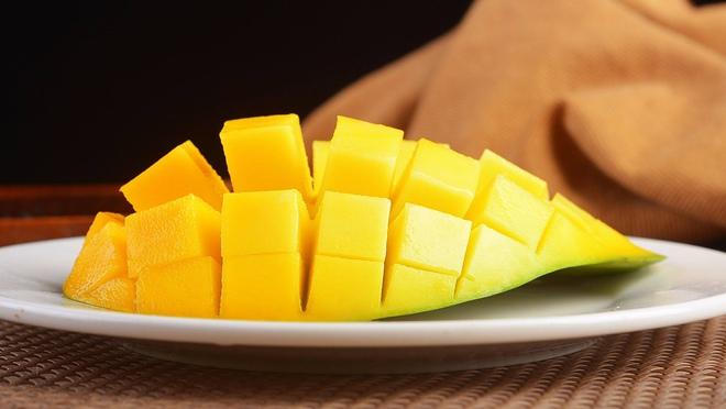 多吃芒果护视力