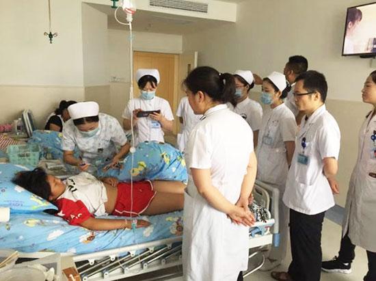 徐州市儿童医院远程心电诊断服务为患者谋福利,为医师减负担