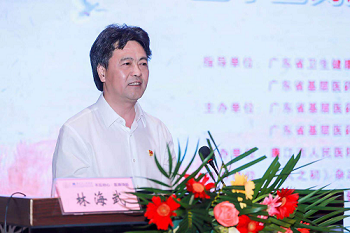 廉江市委书记林海武:规范卫生站建设实现高水平全民健康