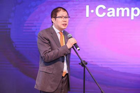 王磊:推动本土创新走向全球在中国,为世界