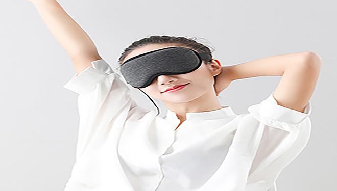 电热眼罩只能暂时缓解眼部疲劳