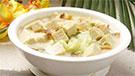 炖冻豆腐,搭配荤菜