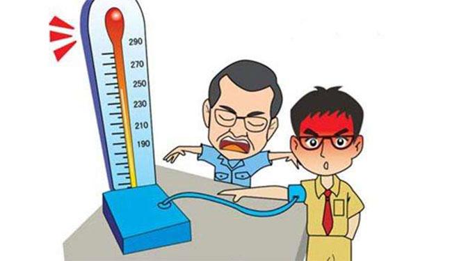 高血压咋一步步弄坏心脏的 5种方法降血压