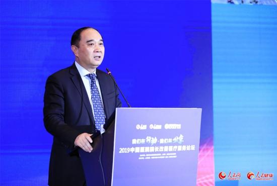 王建国:天津不断完善医疗服务体系让患者得到更好医疗服务