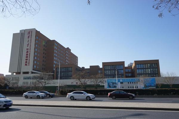 聚焦民生福祉,服务百姓健康:垂杨柳医院改扩建工程取阶段性进展