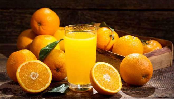 口服铁剂,多喝橙汁
