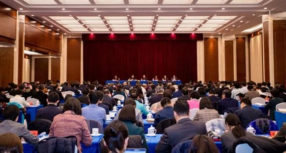 1月12日 2020年全国中医药局长会议在京召开