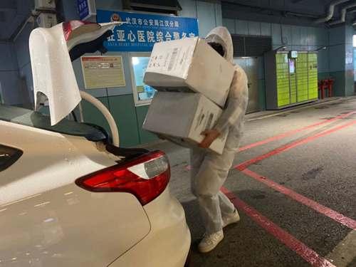 武汉志愿者:守护我们的城市疫情过后AA吃火锅