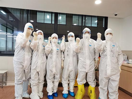 面对疫情南京一民医院以综合实力肩负起使命
