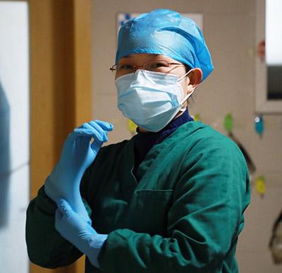 隔离病区护士长:一切都在慢慢好起来护士们真的很了不起