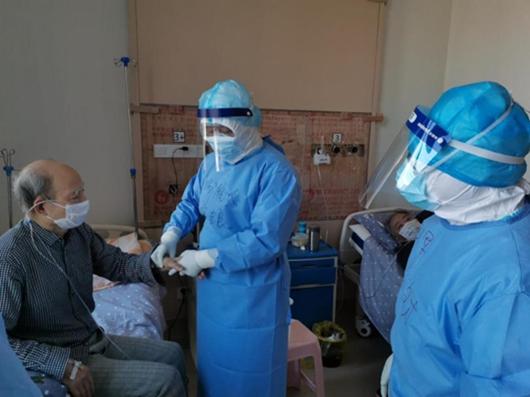 中央指导组专家刘清泉:中药治疗发挥重要作用,全球借鉴中国战疫经验