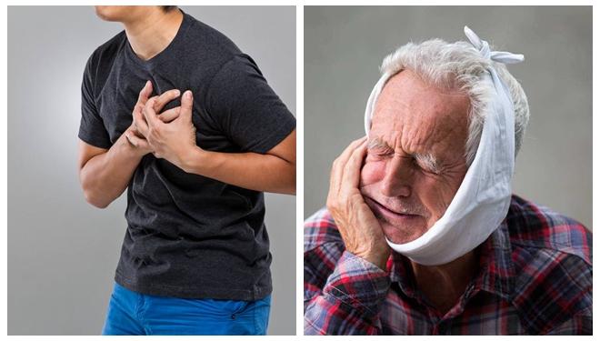 心脏出问题  祸首竟是口腔细菌