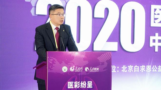 黄彬:探索肺癌全病程慢病化管理推动创新抗癌药可及性