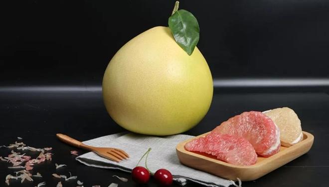 缓解秋燥,你可能需要一颗柚子