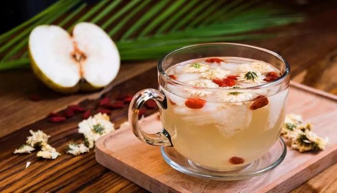 """""""秋天的第一杯养生茶"""",既健康又美味"""