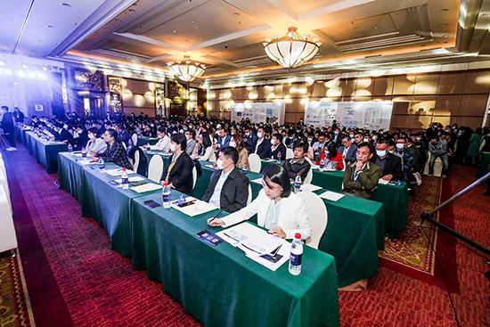 """以""""御风浪 愈澎湃""""为主题的昌发展第二届产业生态伙伴大会在北京市昌平区举办"""