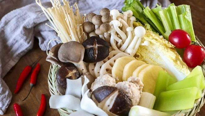 常吃菌菇,补钾防病