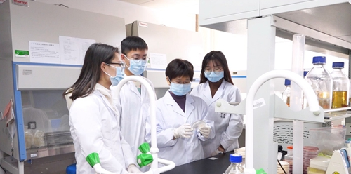 华南农大兽医学院:科技自立自强