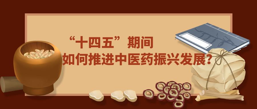 """""""十四五""""中医药发展划出7项重点疫病防治能力建设居首"""