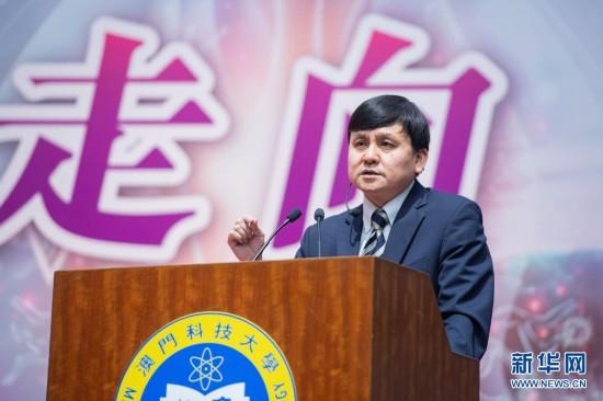 张文宏在澳门分享抗疫经验:中国成功有三个关键点