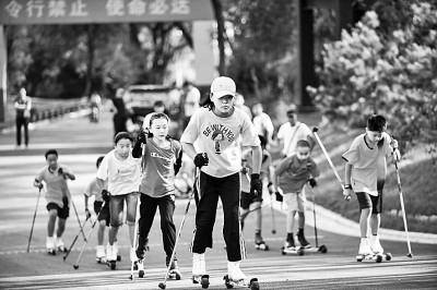 讓孩子在戶外運動中安全地放松身心